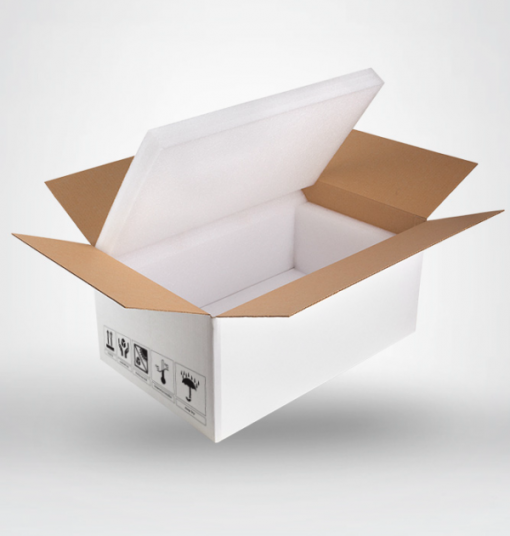 Insulated cool box